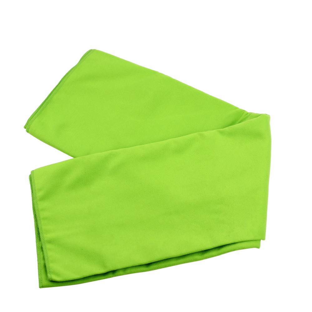 Cheap custom logo Outdoor Microfiber Travel towel Camping Towel