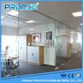 Efficient series glass partition wall design of fashion