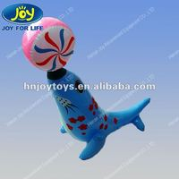 Dolphin Design of Inflatable Toy/Inflatable Animal Toys for Kids