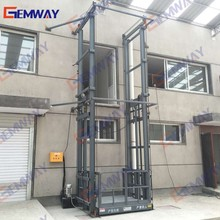 Customized hydraulic freight elevator price