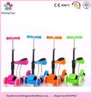 China scooter factory wholesale 3 wheel electric scooter/children scooter/kids scooter for sale