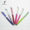 Crystal Short Ball Pen For Office