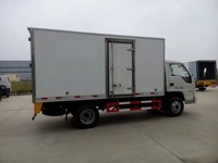 Fiberglass reinforced FRP Cargo trailer body panels