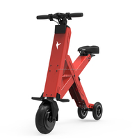 Hot Sale electric mini scooter 250w foldable scooter electric tricycle