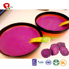 Dried purple sweet potato instant juice powder