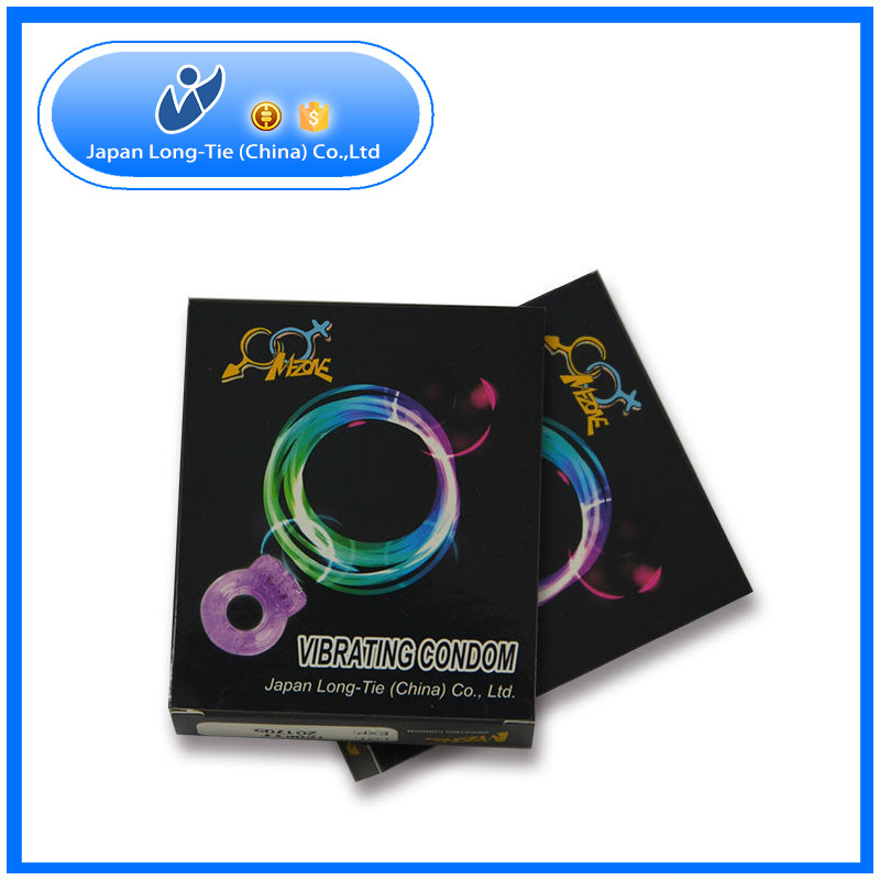 Best Selling Wholesale Premium Quality Vibrator Sex Toy Vibrating Ring for Male