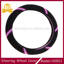 Wood Bead Girls Car Steering Wheel Cover,Popular In Korea