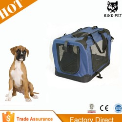 Colorful Fabric Material Pet Carrier Dog Cage Wholesale