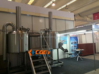 500L beer brewhouse