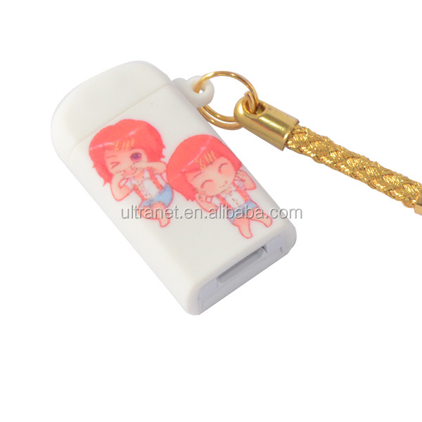 Wholesale encryption usb memory stick swivel otg high speed USB 2.0 flash drive
