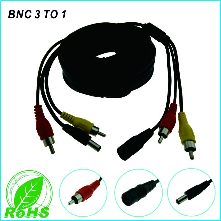 vga to bnc splitter cable