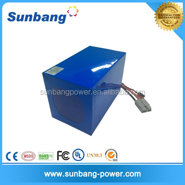 High quality electric bike/scooter 18650 li-ion battery 48v 40ah with samsung brand cells