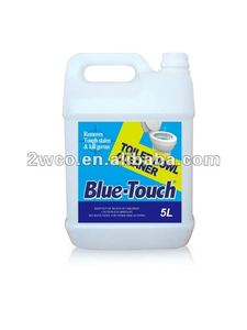 Blue-Touch Natural Toilet Bowl Detergent Disinfectant,Toilet Cleaning,