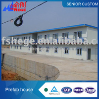 prefabricated dome houses China supplier