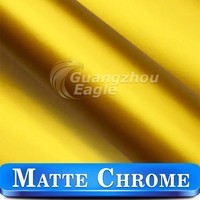 2015 New Matte Chrome Jaguar Car Stickers