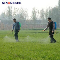 Silicone spray adjuvant for applying herbicides, insecticides, miticides and fungicides on crops