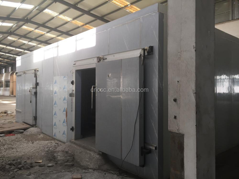 Heat insulated cold room cold storage with hot promotion for How to get warm in a cold room