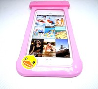 Hot sale Mobile Phone PVC Waterproof Bag for iphone,for iphone waterproof case ,compatible with samsung galaxy note, S4 S3