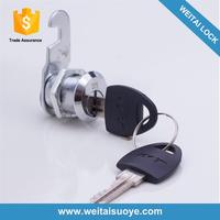 Multifunctional biometric cylinder lock for steel wardrobe