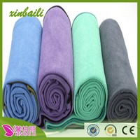 pure color yoga towel microfiber towel for home, sports high quality