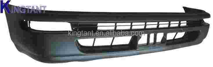 FRONT BUMPER FOR TOYOTA COROLLA 1993-95 BLACK