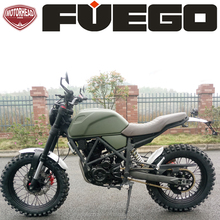 2017 Triumph Scrambler Offroad Version Dual Sports All Terrian Bike 250cc