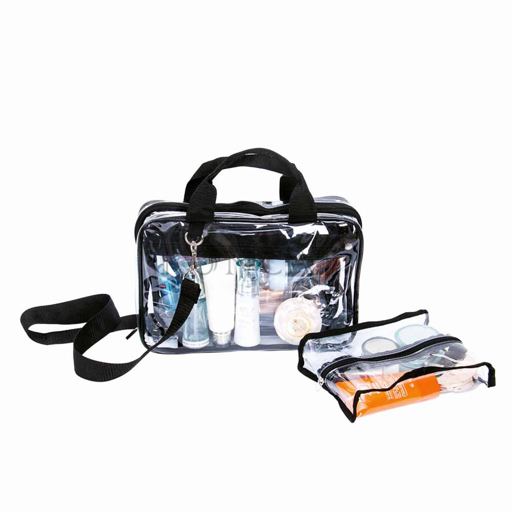 Transparent Logo Customized PVC Jelly Beach Bag