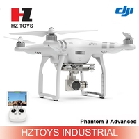 2.4G 4CH 4 Axes rc drone trade flight simulator dji phantom 4 with real-time camera.