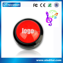 Hot selling sound and light buzzer talking chip sound button with great price