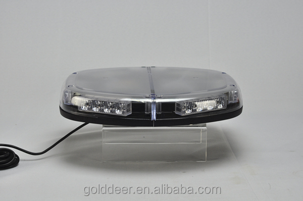 high-brightness GEN-III 1W led strobe warning lightbar