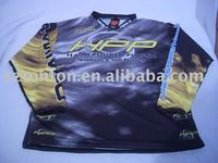 sublimation motorcross wear, racing wear