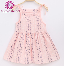 Wholesale children's boutique clothing dress for children wear