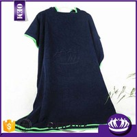 wholesale 100%cotton soft adult hooded beach towel
