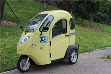 Cheap Electric Car 800w Motorized Tricycles For Adults