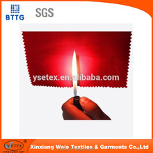 yseetx Low foremaldehyde EN11612 100% Cotton antifire fabric used for welding clothing