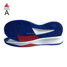 Abrasion Resistant MD RB Sport Shoes Outsole High Elastic EVA RB Shock Absorber Basketball Shoe Soles