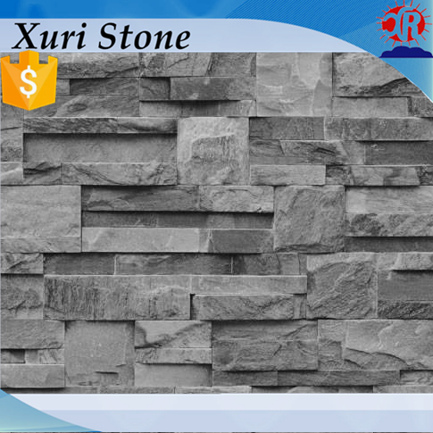 Competitive slate stone wall cladding price
