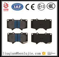 Wholesale advanced hi-quality brake disc and pads for TOYOTA Prado FJ Cruiser Hilux auto spares parts 04465-60320
