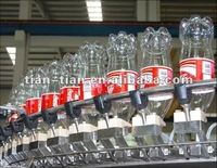 Carbonated bottle filler