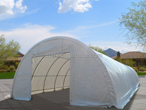 YY3085 Steel frame outdoor warehouse tent