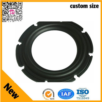 Dongguan Foam Rubber O-Ring For Full Range Speaker In china market ...