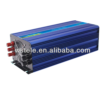 5000W DC AC pure sine wave power inverter with CE approval use for off-grid solar system