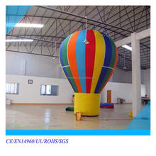 Giant Inflatable ground Balloon, Outdoor decoration Inflatable advertising cold air big balloon