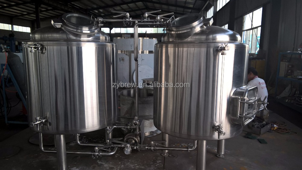 50L 100L 500L 1000L mini brewery equipment/ micro brewery fermenter/ home beer brewery