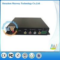 commercial advertising HDMI media player with RCA