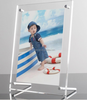 Acrylic Photo Frame Or Picture With