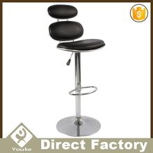 YK-9126 Funky wholesale soft leather bar chairs for the elderly outdoor