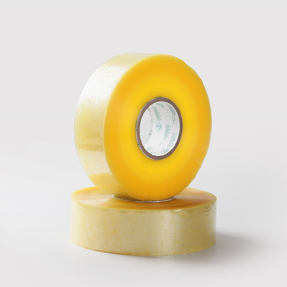Hot sale strong packing products bopp adhesive tape jumbo roll