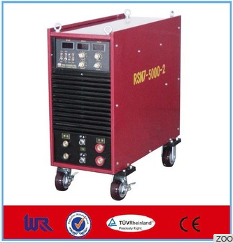 rsn7 series double gun IGBT inverter drawn arc stud welding machine, generator use stud welder