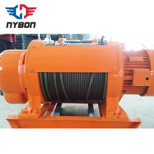 High Quality Tractor Free Fall Winch 1T